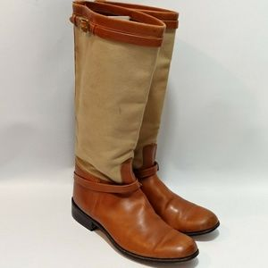 Vintage E. Vogel 8 Riding Boots Equestrian Custom